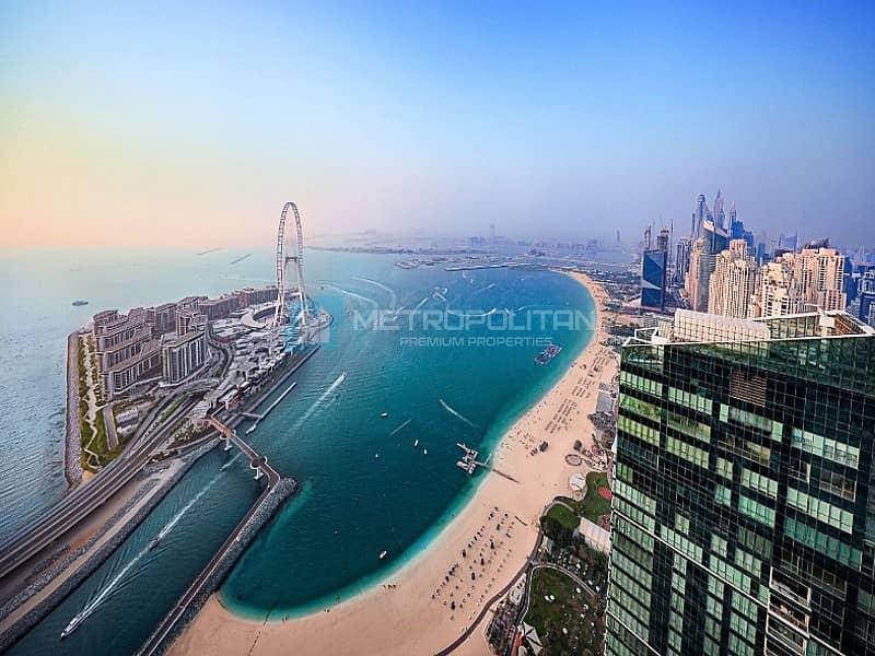 Partial Sea view   Service Apartment   Best  unit