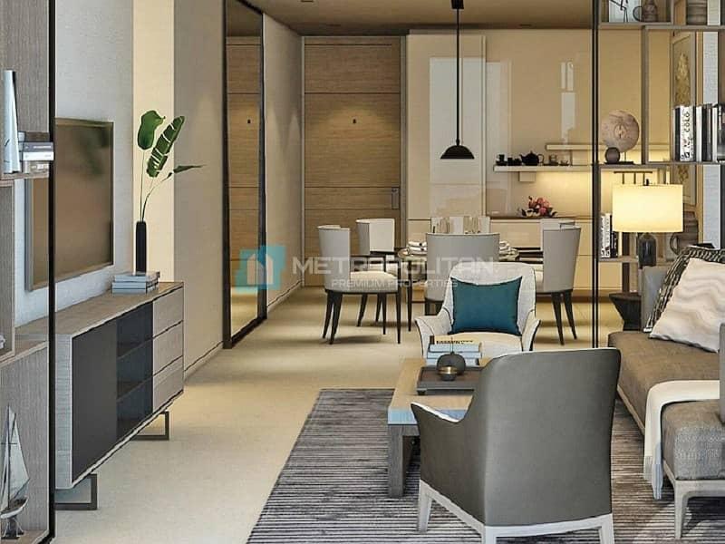 2 Partial Sea view   Service Apartment   Best  unit