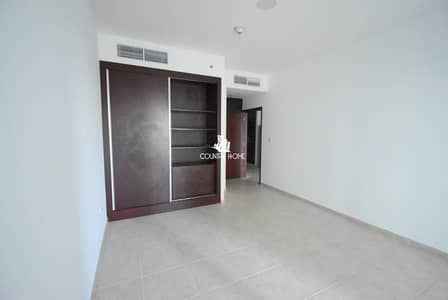 1 Bedroom Apartment for Rent in Dubai Marina, Dubai - Cozy Unfurnished Kitchen Equipped 1 B/R