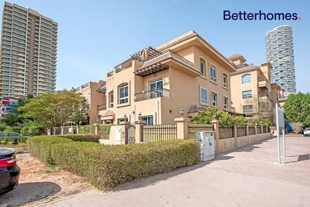 5 Bedroom Villa for Rent in Jumeirah Village Circle (JVC), Dubai - G+2 |Spacious & Large |Corner Unit | Maid's Room