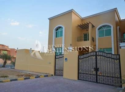 فیلا 5 غرف نوم للايجار في مدينة خليفة أ، أبوظبي - Spectacular 5BR Corner Villa in KCA!