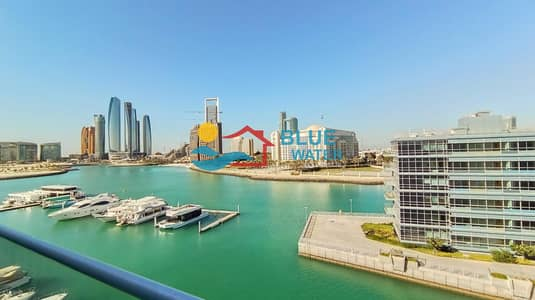 Studio for Rent in Al Bateen, Abu Dhabi - No Commission Luxury Studio with Sea View