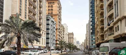 شارع الشيخ خليفة بن زايد