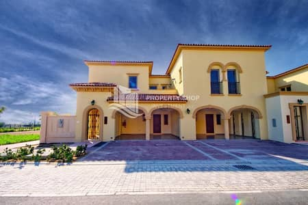 3 Bedroom Villa for Sale in Saadiyat Island, Abu Dhabi - Ready To  Move In Standalone Luxurious Villa with Terrace!