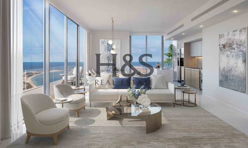 3 Bedroom Apartment for Sale in Dubai Harbour, Dubai - Beachfront Living  | Luxury  4 Beds | 2 Yrs Payment Plan