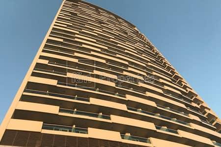 استوديو  للبيع في مثلث قرية الجميرا (JVT)، دبي - High Floor Studio Apt I Vacant I great Deal !