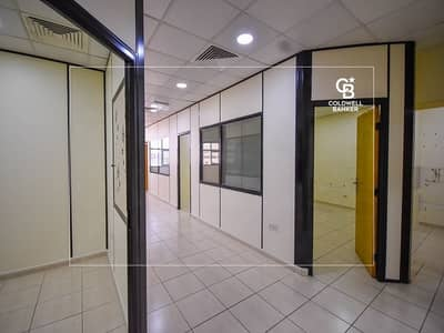 Office for Rent in Sheikh Zayed Road, Dubai - Fully Fitted Office Road| Near Metro