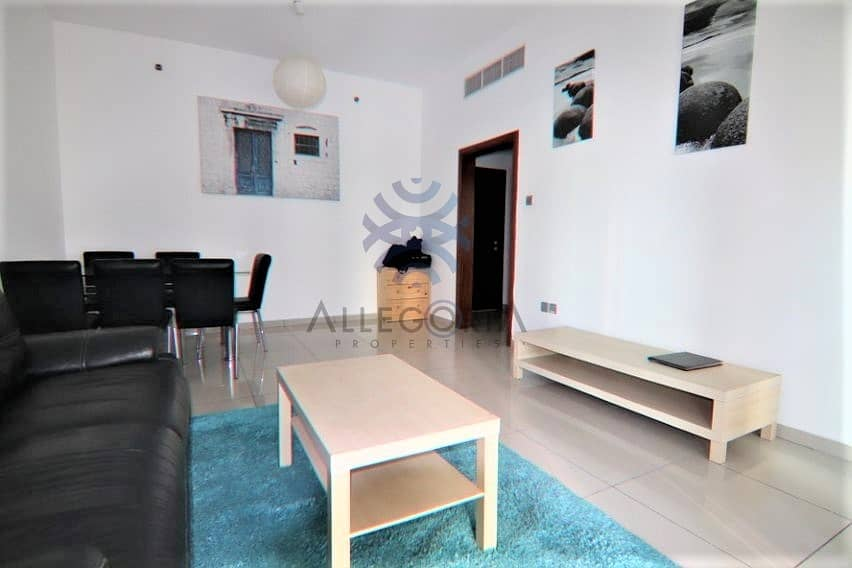 2 1 Bed Fully Furnished Next to the Tram