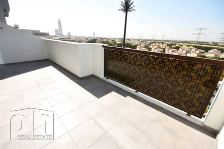 1 Bedroom Flat for Rent in Jumeirah Village Triangle (JVT), Dubai - Exclusive   Amazing Balcony   High End