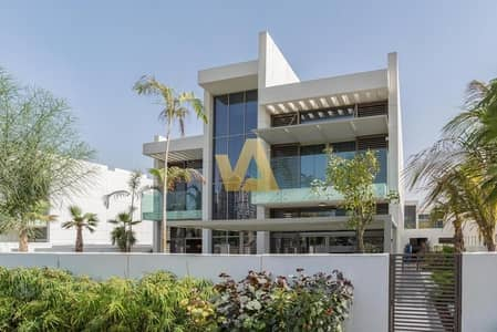 فیلا 4 غرف نوم للبيع في مدينة محمد بن راشد، دبي - Stunning Close to Lagoon I Basement with Big Plot