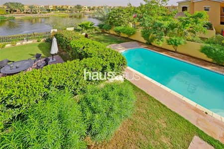 3 Bedroom Villa for Sale in Arabian Ranches, Dubai - Amazing Lake View | Private Pool | A Type