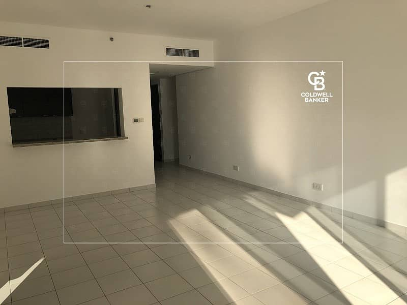 2 Well Maintained| High floor| Spacious 2 BR| Vacant