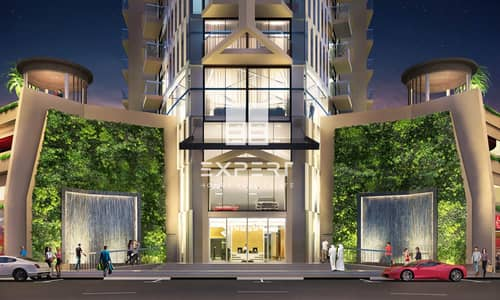 Luxurious and Furnished | 40%-60% payment plan