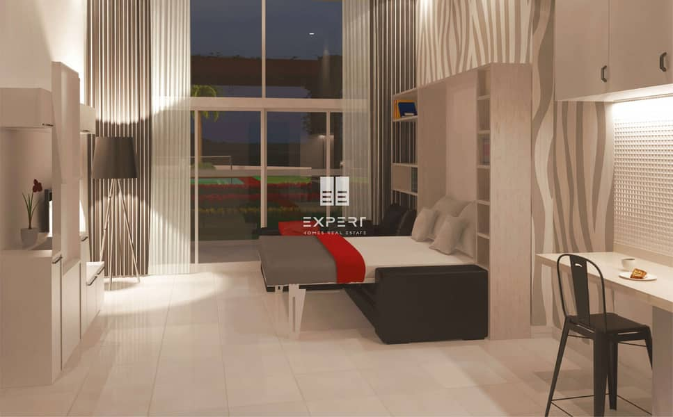 2 Luxurious and Furnished | 40%-60% payment plan