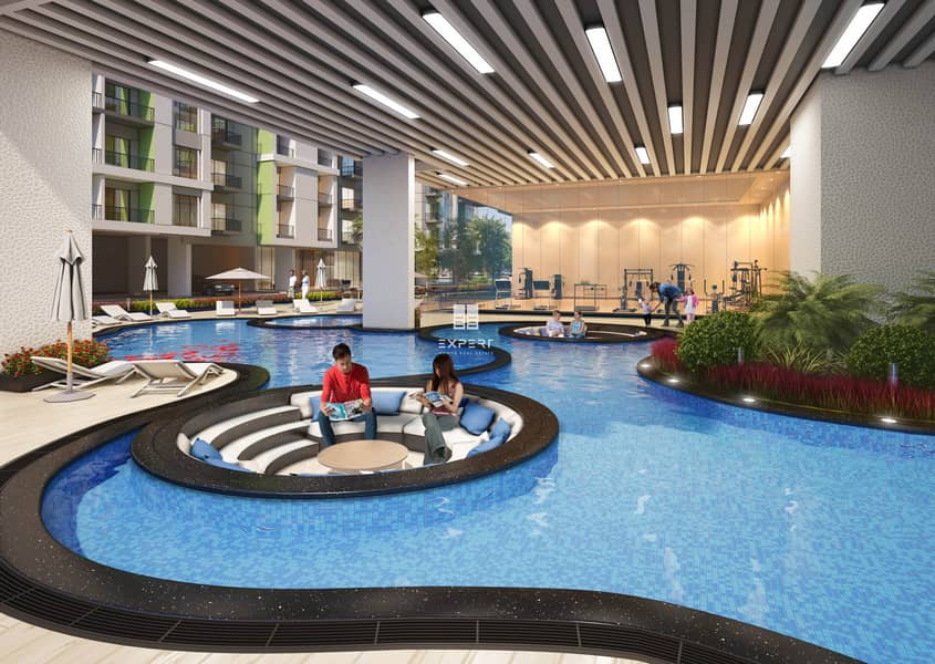 9 Luxurious and Furnished | 40%-60% payment plan