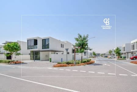 3 Bedroom Townhouse for Sale in Akoya Oxygen, Dubai - Akoya oxygen basswood 3 bed delivered vacant RR-M