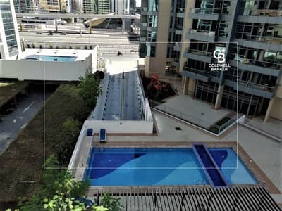 2 Bedroom Apartment for Sale in Dubai Marina, Dubai - Spacious 2 BR Apartment |Pool View & Large Balcony