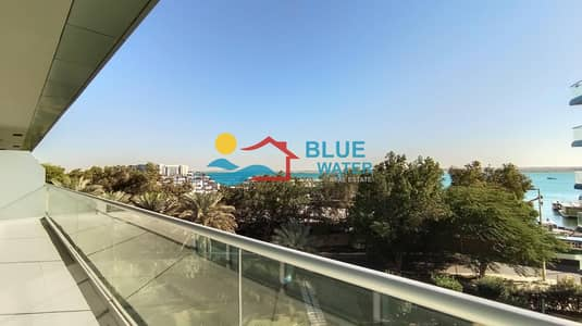 2 Bedroom Flat for Rent in Al Bateen, Abu Dhabi - NO Commission| Sea View |2BHK   With Facilities.