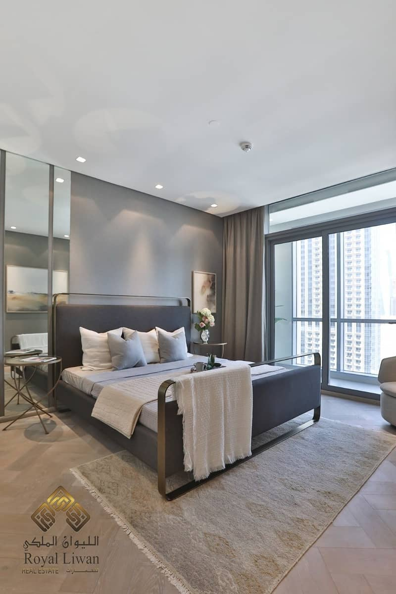 Brand New 2BR penthouse for Sale in Signature livings JVC