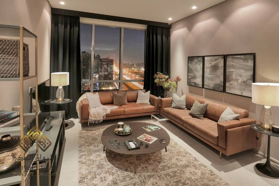 2 Brand New 2BR penthouse for Sale in Signature livings JVC