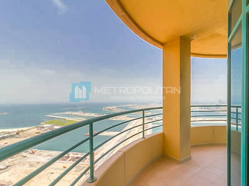 Huge Layout 4BR Stunning Sea and Golf Course View