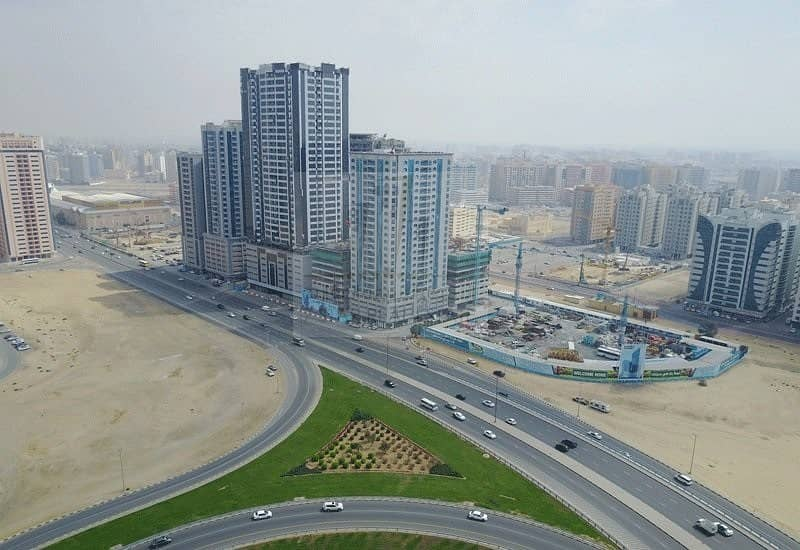 2 A group of five apartments for investment in Sahara Towers