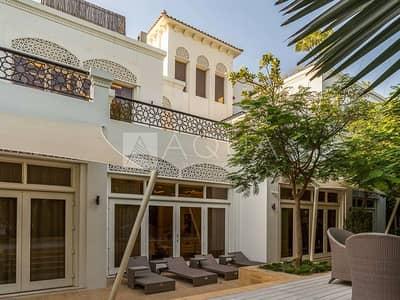 6 Bedroom Villa for Sale in Al Barari, Dubai - Mature Type B Villa | Vacant March 2021