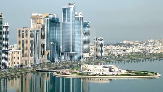 فلیٹ 3 غرف نوم للبيع في المجاز، الشارقة - Hot Deal on Khaled lake