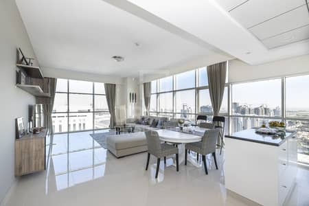 Spacious Apt with Maids Room | 2 Parking