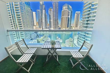 2 Bedroom Flat for Sale in Dubai Marina, Dubai - Marina Views | Upgraded | Two Balconies