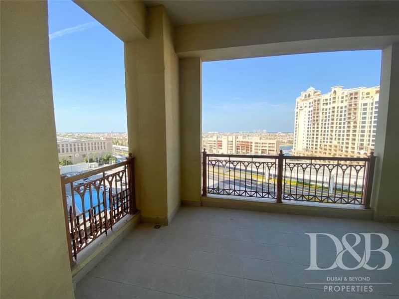 2 Sea View | Massive Terrace | Pool Access