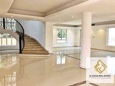 فیلا 6 غرف نوم للايجار في دبي لاند، دبي - 8 chqs | Vacant mid Feb | 6BR villa | Spacious