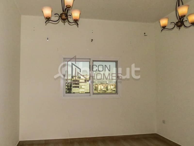 2 EXCITING OFFER JUST 38K Upto 12 Chqs 1BR with Kitchen Appliances in New Bldg