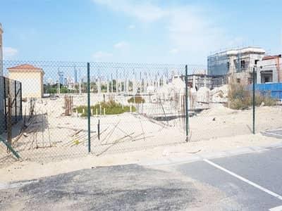 Plot for Sale in Jumeirah Park, Dubai - Jumeirh Park | Exclusive plot to build your villa