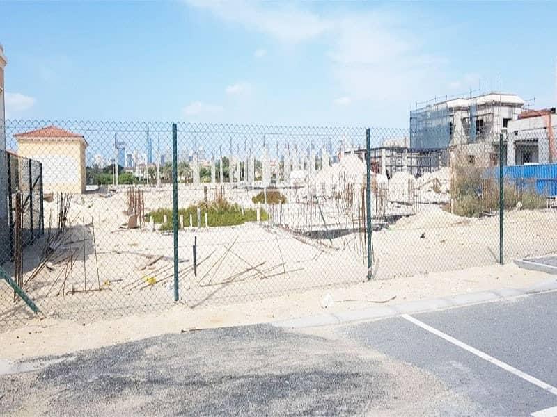 Jumeirh Park | Exclusive plot to build your villa