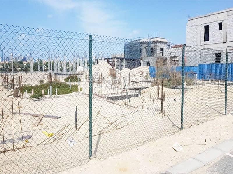 2 Jumeirh Park | Exclusive plot to build your villa