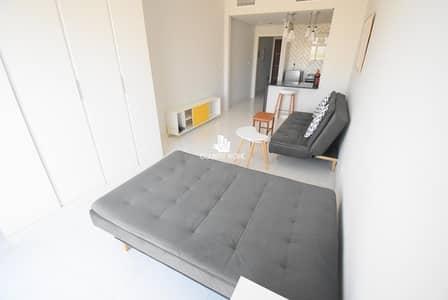 Studio for Rent in Jumeirah Village Triangle (JVT), Dubai - LOVELY STUDIO| NEGOTIABLE PRICE|CHILLER FREE
