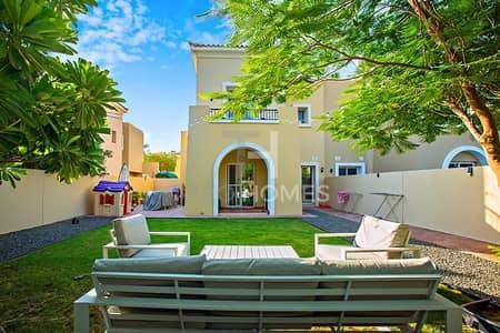 3 Bedroom Villa for Rent in Arabian Ranches, Dubai - Park View | Type 2E | Lush Green Garden