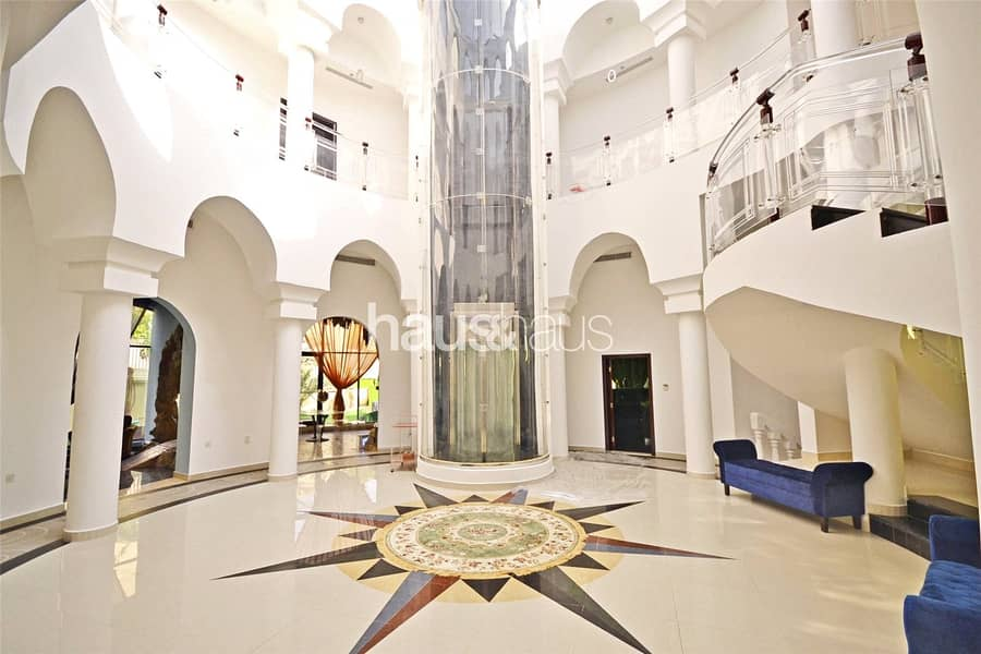 2 One of a kind villa | Sector E | Call Isabella now