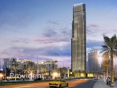 طابق تجاري  للبيع في وسط مدينة دبي، دبي - 5 Bedrooms | Full Floor Penthouse