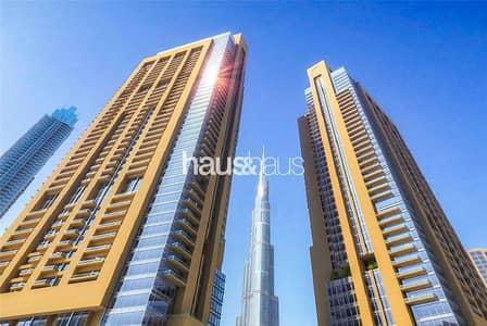 4 Bedroom Villa for Sale in Downtown Dubai, Dubai - Four Bed Park Facing Villa | Burj Khalifa Views
