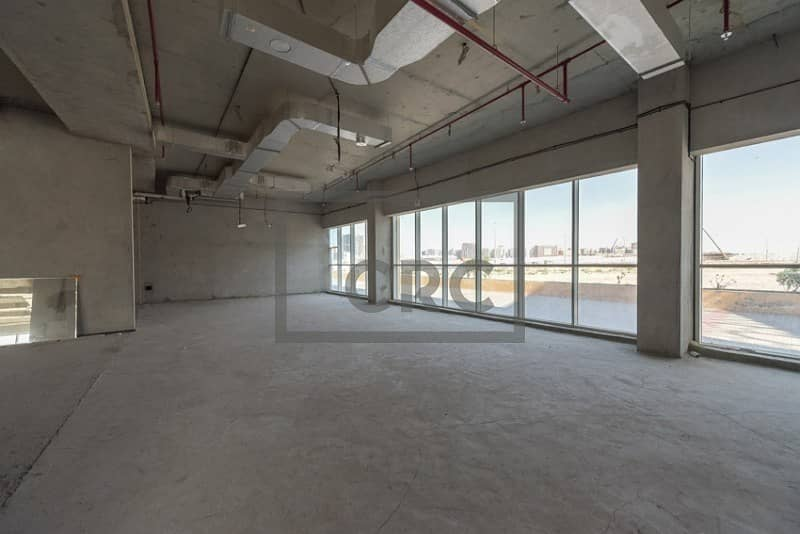 55 AED Per Sq Ft | Retail Space | Chiller Free