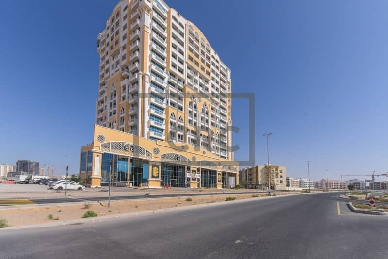 20 Retail Space | 55 AED Per Sq Ft | Shell and Core