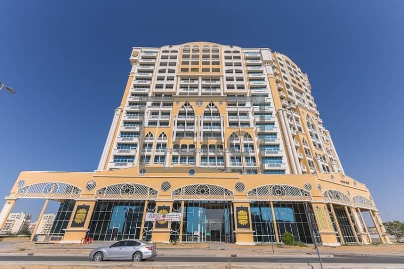 20 Retail Space | 55 AED Per Sq Ft | Chiller Free