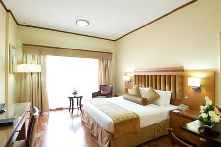 Studio for Rent in Discovery Gardens, Dubai - Twin room