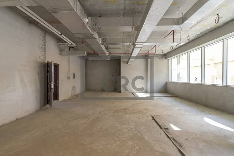 2 30 AED Per Sq Ft | Chiller Free | Shell and Core