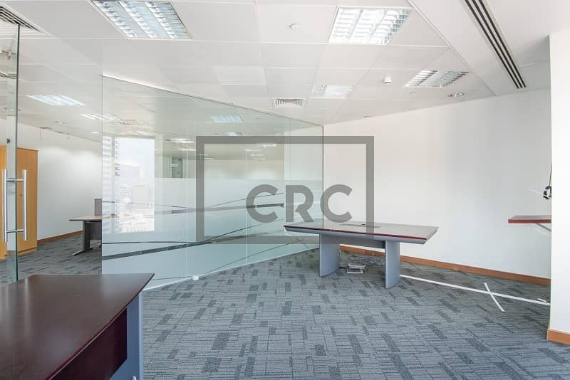 2 Sheikh Zayed Road|DEWA and Chiller|Close to Metro