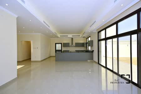 فیلا 5 غرف نوم للايجار في البرشاء، دبي - Modern Style 5BR   Brand New   Big Plot
