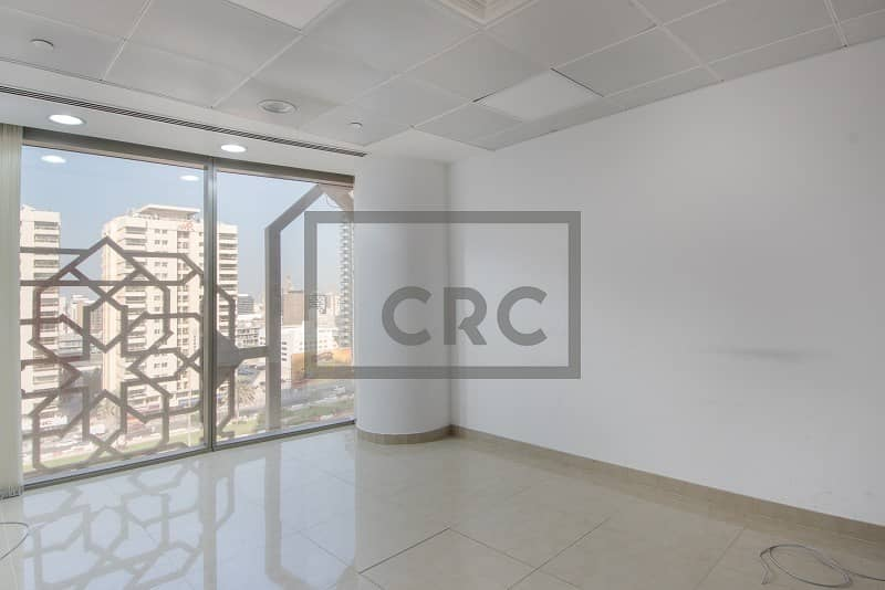 2 Sheikh Zayed Road|DEWA and Chiller|Close to Metro