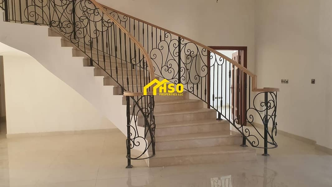 21 First tenant & Stand Alone 7 BR Villa | Huge Yard & Extension